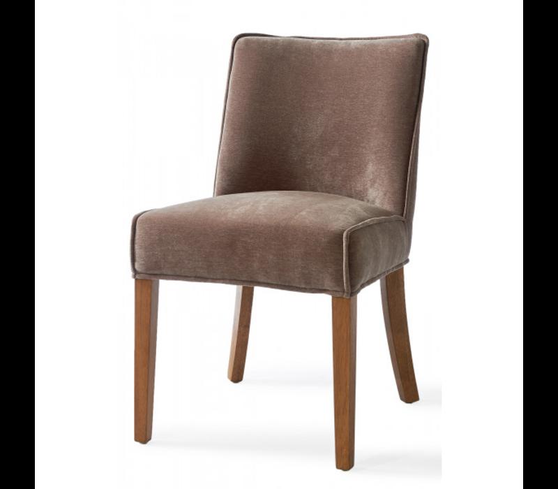 Bridge Lane Dining Chair cot Mauve