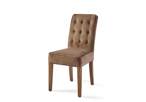 Homestore Cape Breton Dining Chair Velv Caram
