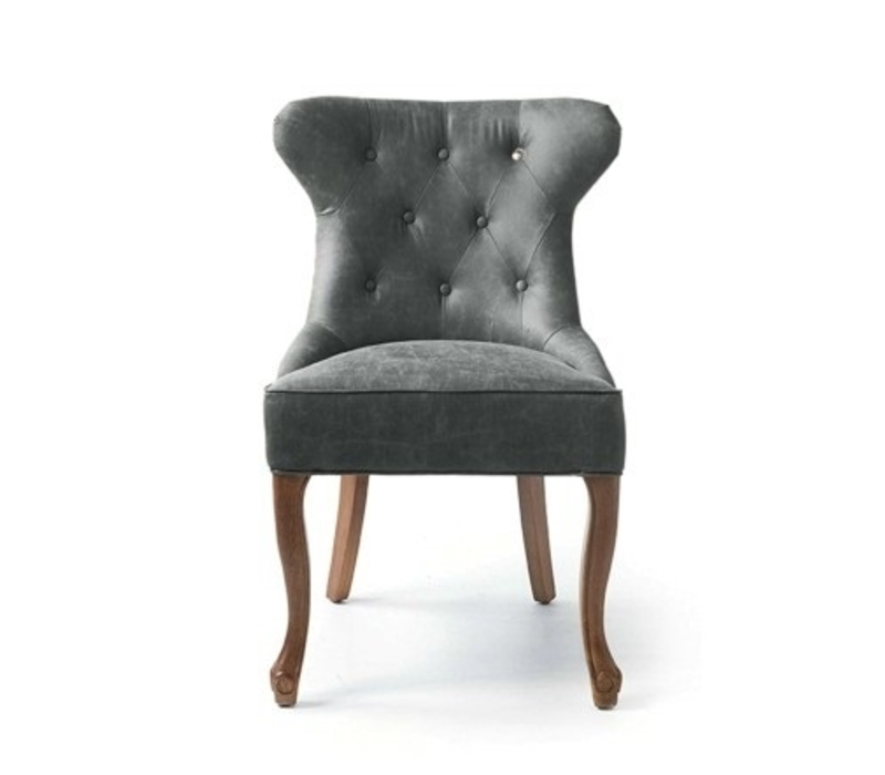 George Dining Chair lin Anthra
