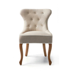 Homestore George Dining Chair lin Flax