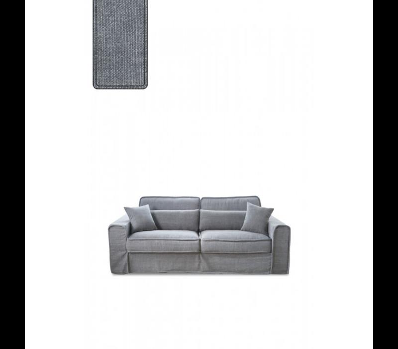 Bond Street Sofa 2.5S Steel Grey