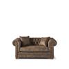 Homestore Crescent Avenue Sofa 2s Pel Coffee