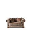 Homestore Crescent Avenue Sofa 2s Velv Dolphi