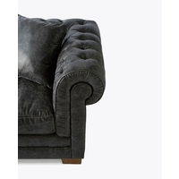 Crescent Avenue Sofa 3s Pel Anthr
