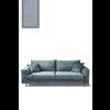 Homestore Kendall Sofa 3,5s Cotton Ice Blue