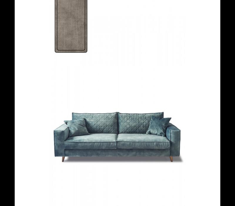 Kendall Sofa 3,5s Cotton Stone