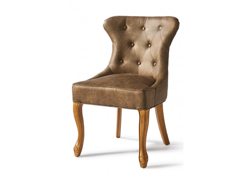 Homestore Wessex Dining Chair Pellini Coffee