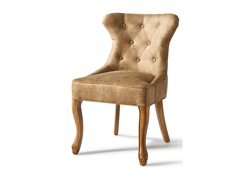 Homestore Wessex Dining Chair Pellini Camel