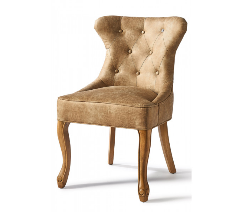 Wessex Dining Chair Pellini Camel