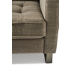 Homestore West Houston Armchair Pellini Brown