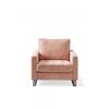 Homestore West Houston Armchair Velvet Blosso