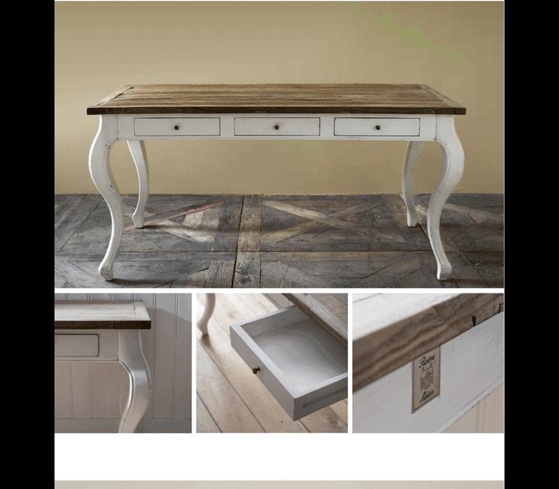 Driftwood Office Desk 160x80