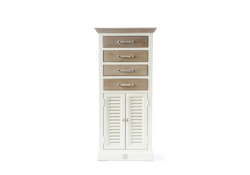 Homestore Long Key Chest Drawer/ Doors