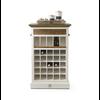 Homestore Driftwood Wine Cabinet