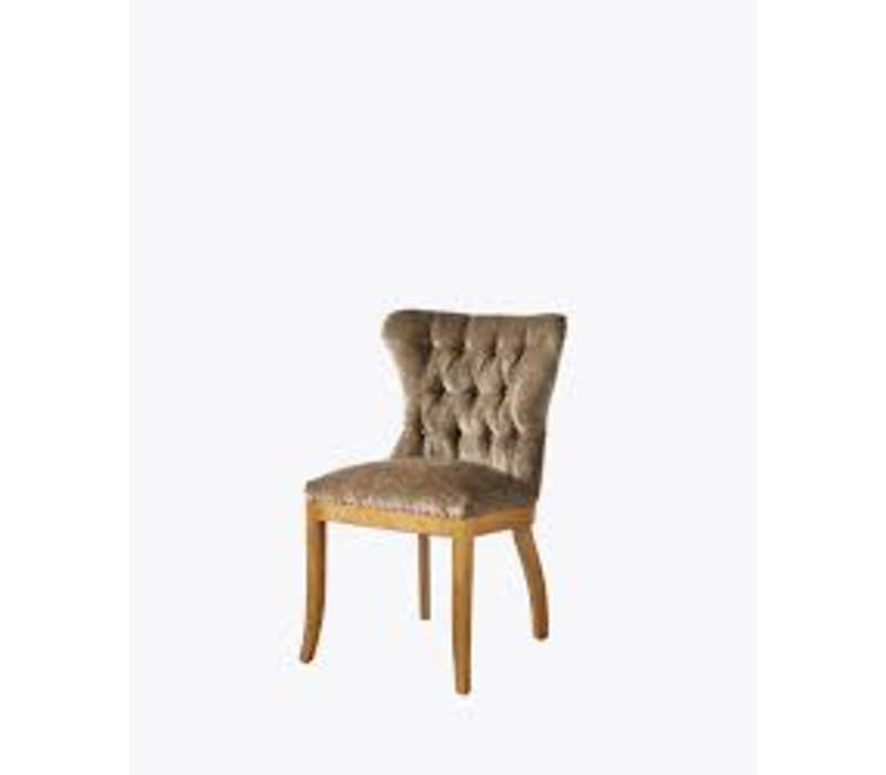 Wessex Dining Chair Velvet Olive
