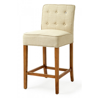 Cape Breton Counter Stool lin Flax