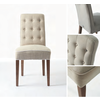 Homestore Cape Breton Dining Chair lin Flax