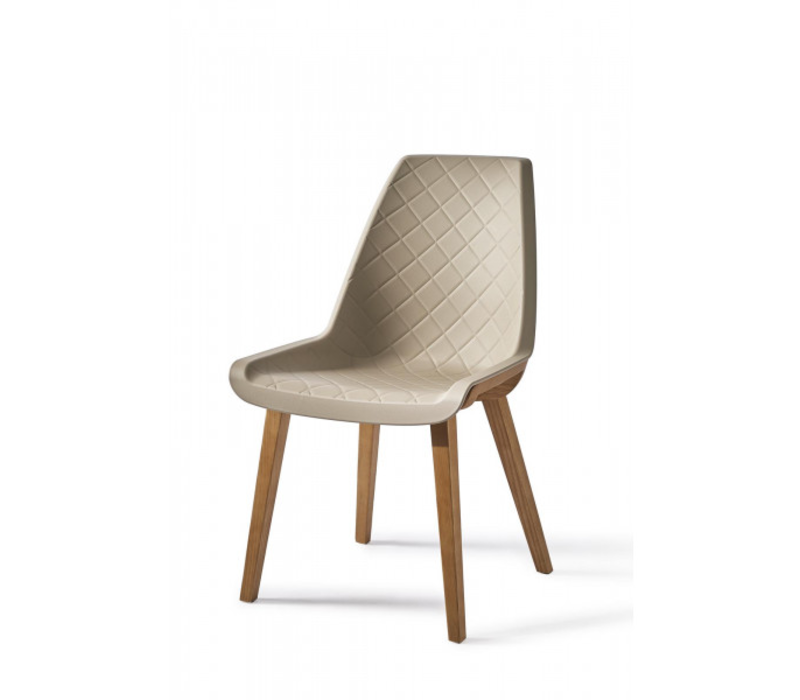 Amsterdam City Dining Chair Taupe