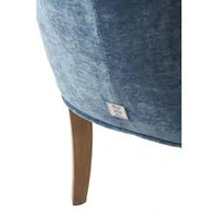 Bridge Lane Dining Chair Vel Indigo