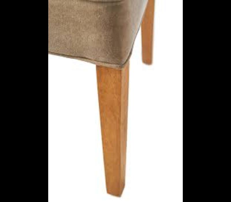 Cape Breton Dining Chair Velv Caram