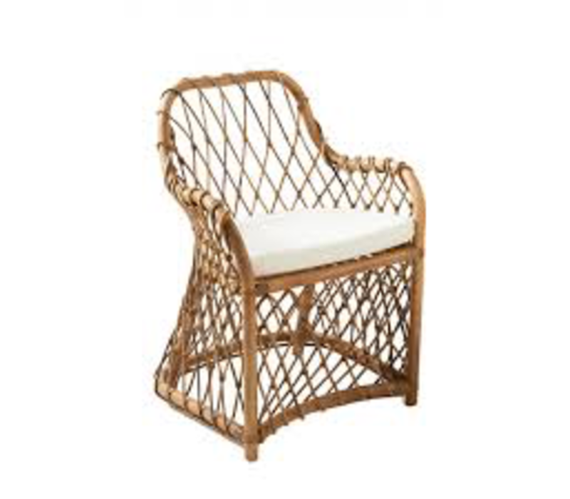 Dune Deck Cafe Dining Armchair