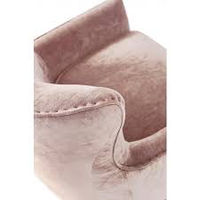 Cavendish Armchair Velvet Pink