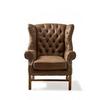 Homestore Franklin Park Wing Chair Pel Coffee