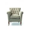 Homestore Paramount Armchair lin Flax