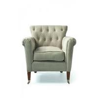 Paramount Armchair lin Flax