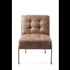 Homestore Soho Lobby Chair Pellini Coffee