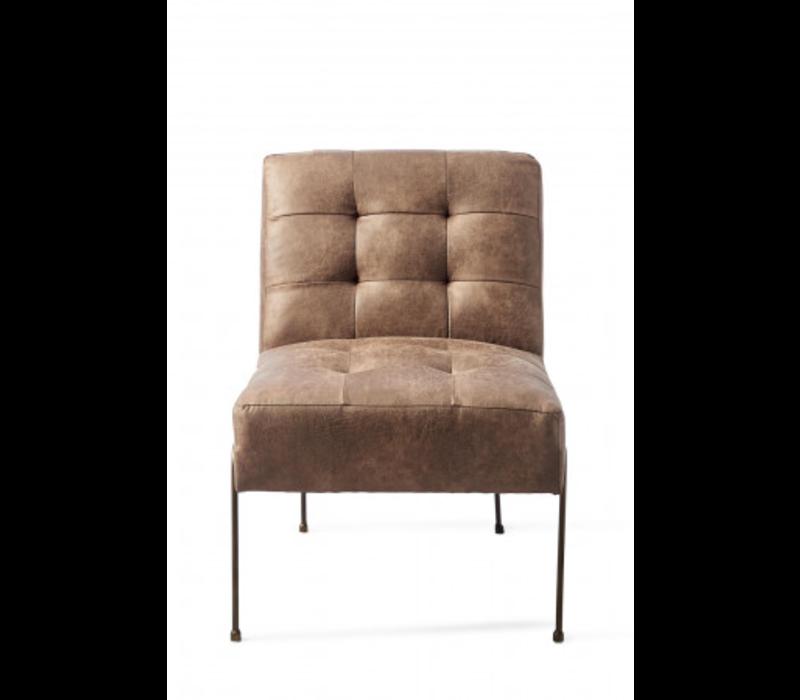 Soho Lobby Chair Pellini Coffee