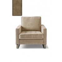 West Houston Armchair Pellini Brown