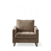 Homestore West Houston Armchair Velvet Clay