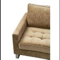 West Houston Armchair Velvet Clay