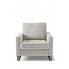Homestore West Houston Armchair Cotton Ash Gr