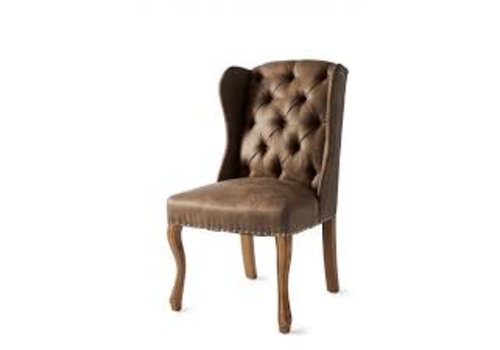 Homestore Keith II Dining Wing Chair pel Coff