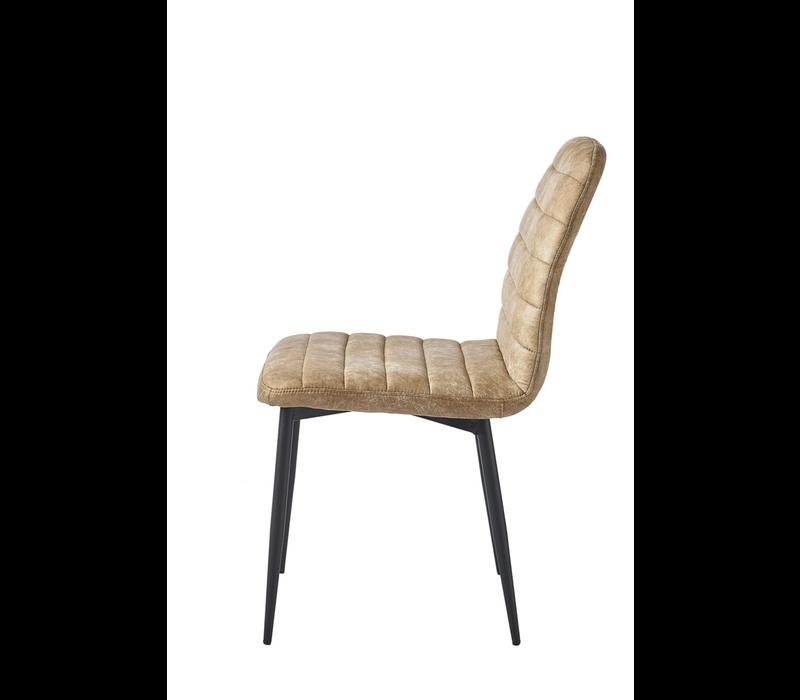 Rockefeller Dining Chair Pel Camel
