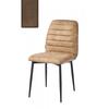 Homestore Rockefeller Dining Chair Pel Coffee