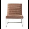 Homestore Thompson Lounge Chair Vel Blush