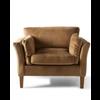 Homestore Forsyth Love Seat Velvet Caramel