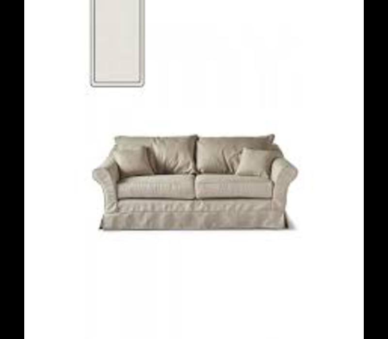 Bond Street Sofa 2.5S Flanders Flax