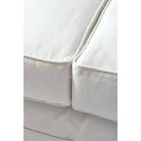 Bond Street Sofa 3.5S Alaskan White