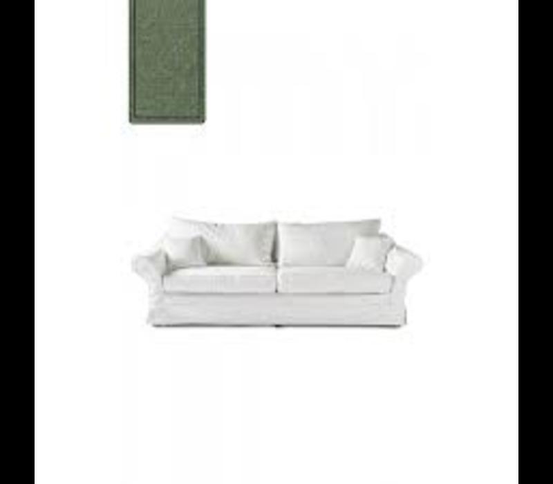Bond Street Sofa 3.5S Forest Green
