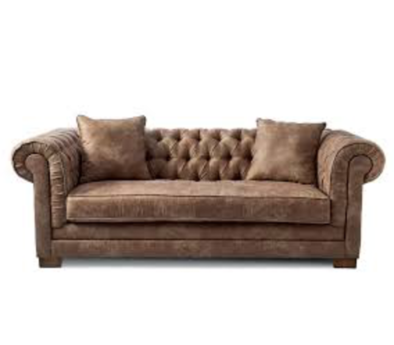 Crescent Avenue Sofa 3s Pel Camel