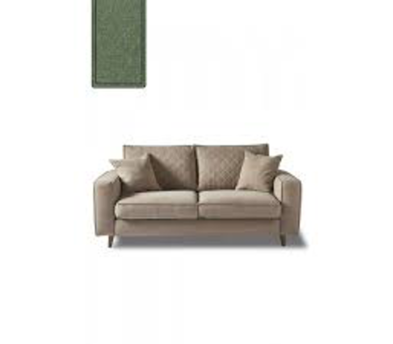 Kendall Sofa 2,5 S Forest Green