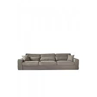 Metropolis Sofa XL Cotton Grey