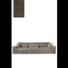 Homestore Metropolis Sofa XL Velvet Clay