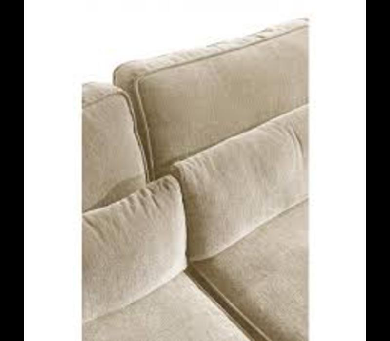 Brompton C C Sofa CL Left Vel Pearl