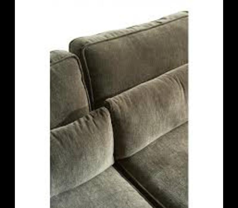 Brompton C C Sofa CL Left Vel Shado