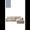 Homestore Brompton C Corner Sofa CL R Cot Ice